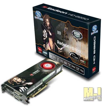 SAPPHIRE HD 6950 2GB Radeon Video Card HD 6950, Radeon, Sapphire, Video Card 1