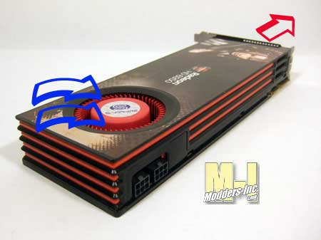 SAPPHIRE HD 6950 2GB Radeon Video Card HD 6950, Radeon, Sapphire, Video Card 5