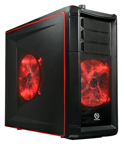 Thermaltake Element G Mid Tower Computer Case computer case, Element G, Mid Tower, Thermaltake 2
