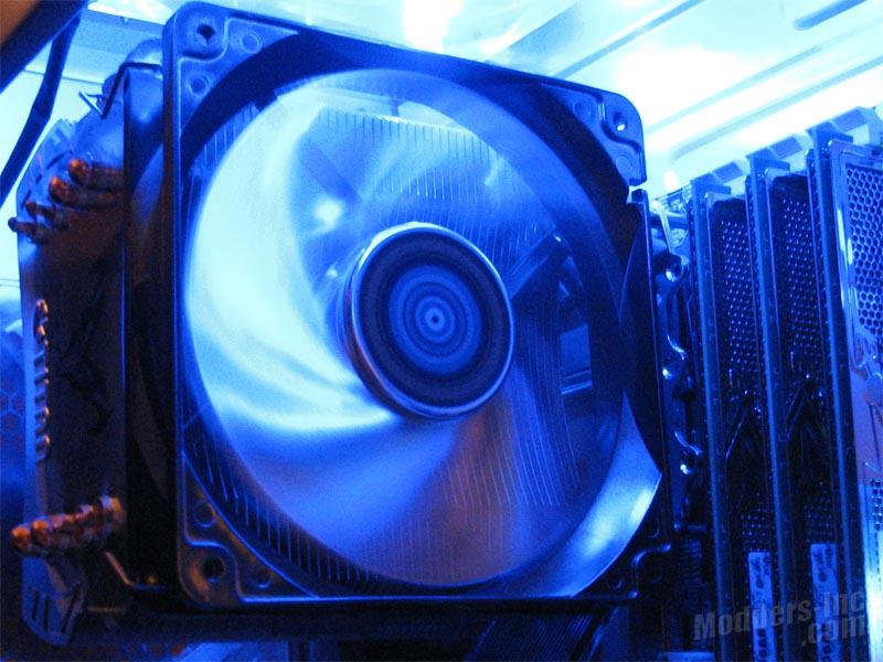 Titan Fenrir TTC-NK85TZ CPU Cooler Titan. Fenrir. TTC-NK85TZ .CPU Cooler 1