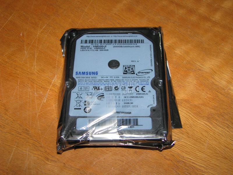 500GB SuperSpeed USB 3.0 2.5in External Hard Drive Geek Kit 500GB, External Hard Drive, USB 3.0 2.5in 7