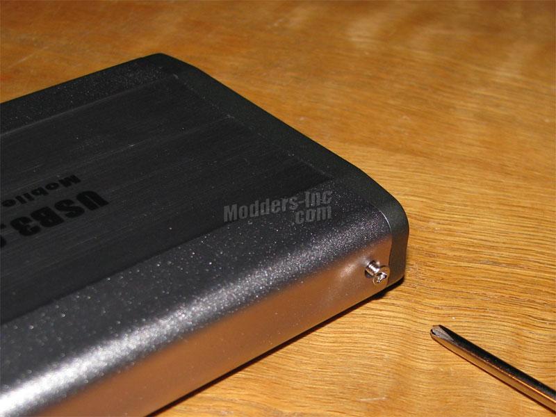 500GB SuperSpeed USB 3.0 2.5in External Hard Drive Geek Kit 500GB, External Hard Drive, USB 3.0 2.5in 6