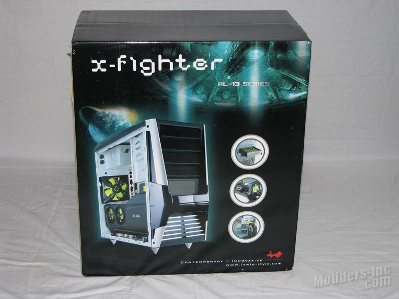 In Win X-Fighter Mid Tower Case In Win, X-Fighter 3