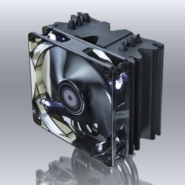 Xigmatek SD1283 Dark Knight Night Hawk Edition CPU Cooler CPU Cooler, Dark Knight Night, Hawk Edition, Xigmatek 2