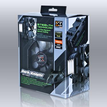 Xigmatek SD1283 Dark Knight Night Hawk Edition CPU Cooler CPU Cooler, Dark Knight Night, Hawk Edition, Xigmatek 4