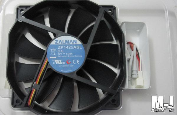 Zalman ZM-F4 135mm Fan 135mm, Fan, Zalman, ZM-F4 1