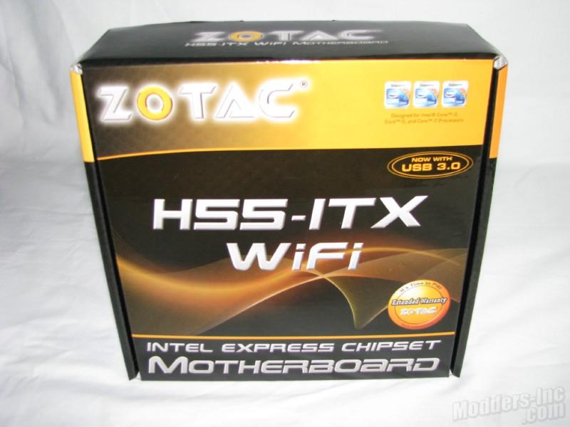 Zotac H55ITX-C-E Motherboard H55ITX-C-E, Motherboard, Zotac 2