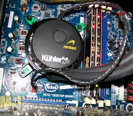 Antec Kuhler H20 620 CPU Water Cooler Antec, CPU, Kuhler H20 620, Water Cooler 6
