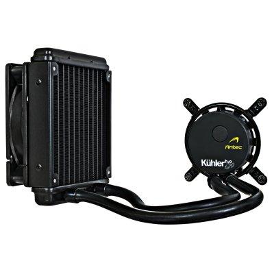 Antec Kuhler H20 620 CPU Water Cooler Antec, CPU, Kuhler H20 620, Water Cooler 4