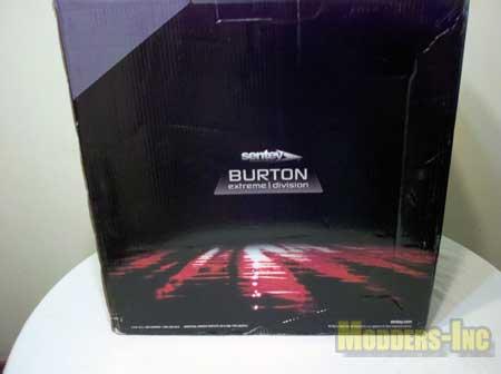 Sentey GS-6500B Burton Computer Case computer case, GS-6500B Burton, Sentey 2