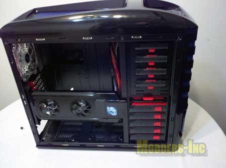 Sentey GS-6500B Burton Computer Case computer case, GS-6500B Burton, Sentey 6