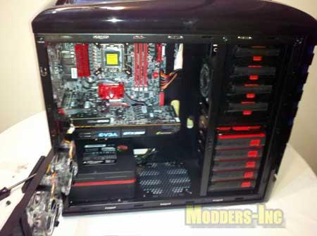 Sentey GS-6500B Burton Computer Case computer case, GS-6500B Burton, Sentey 1