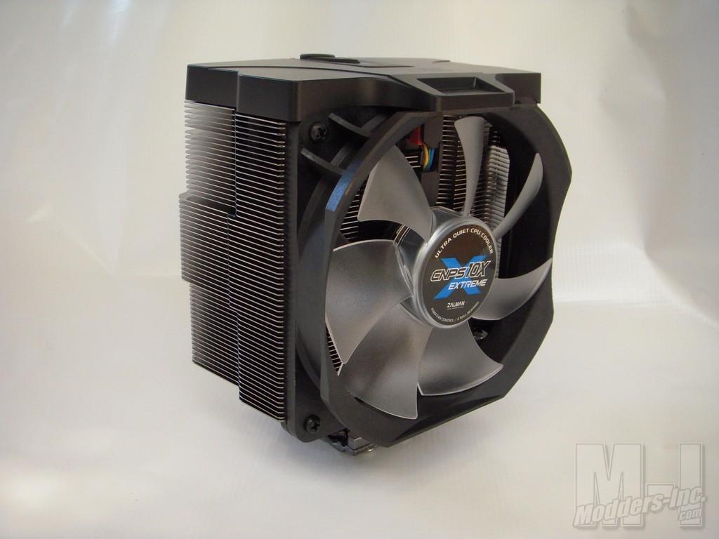 Zalman CNPS10X Extreme Heat Pipe CPU Cooler CPU Cooler, Zalman 2