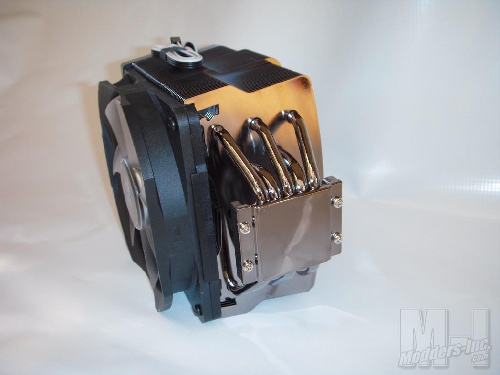 Zalman CNPS10X Extreme Heat Pipe CPU Cooler CPU Cooler, Zalman 5