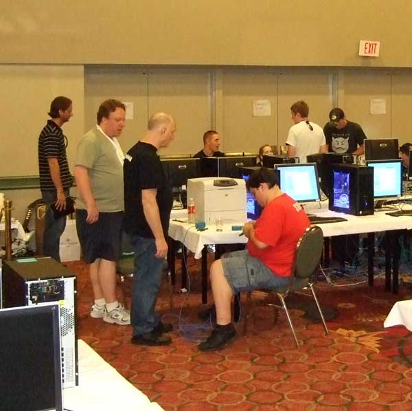 QuakeCon 2007 quakecon 9