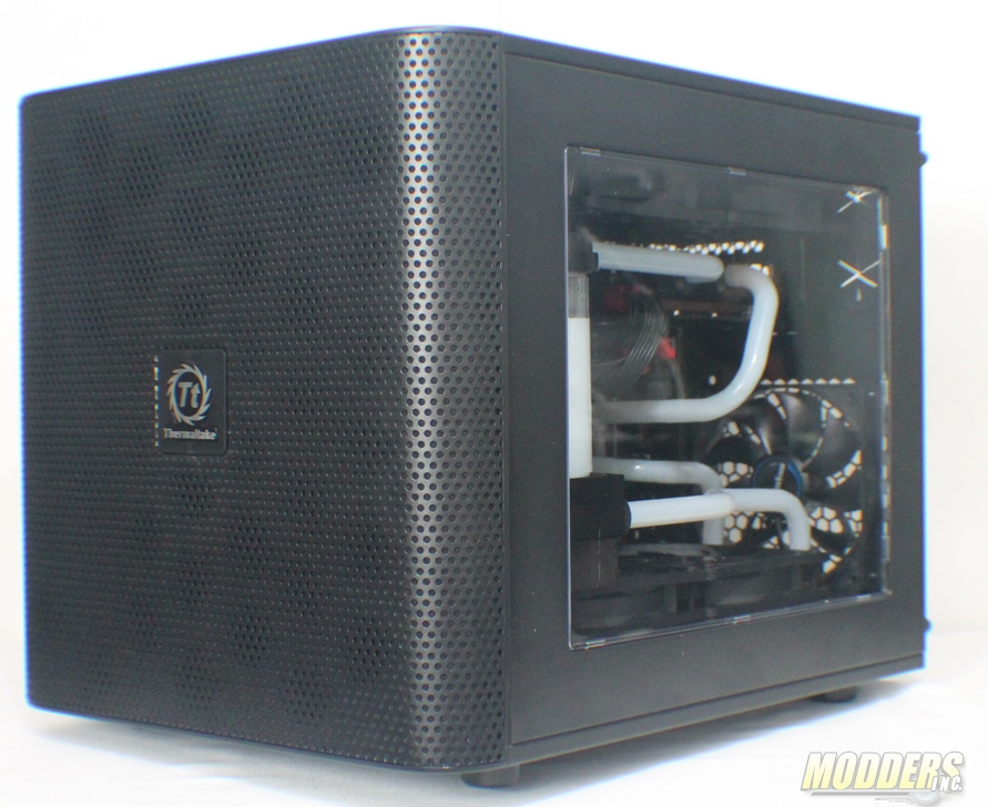 Photo of Thermaltake Core V21 MATX Case Review