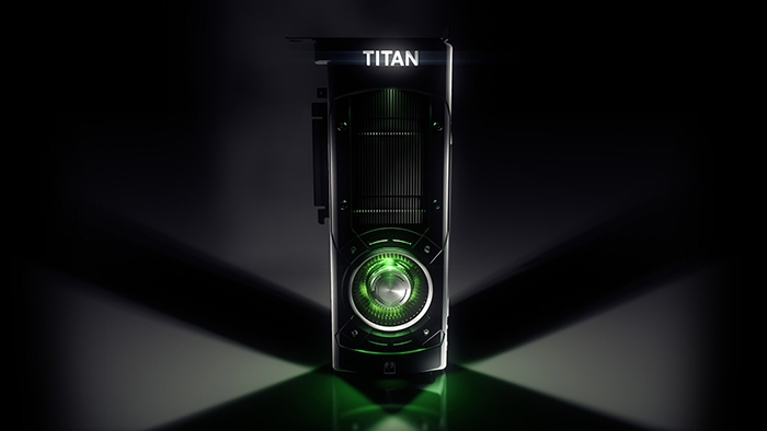 Photo of NVIDIA's Titan X Graphics Card Takes Center Stage at GDC
