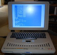 Photo of Commodore 64 Laptop by Ben Heck