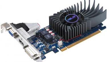 Photo of ASUS ENGT430 1GB DDR3 Video Card