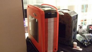 Modder-Inc at Cooler Master Suite for CES 2010