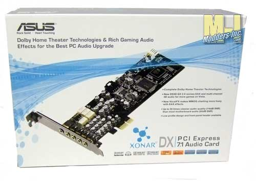 Photo of ASUS Xonar DX Dolby Home Theater Gaming Sound Card