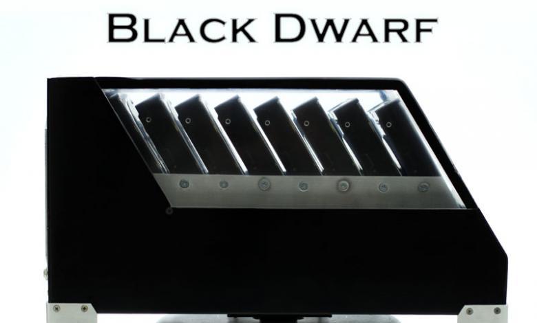 Photo of Black Dwarf Case Mod by Stealth