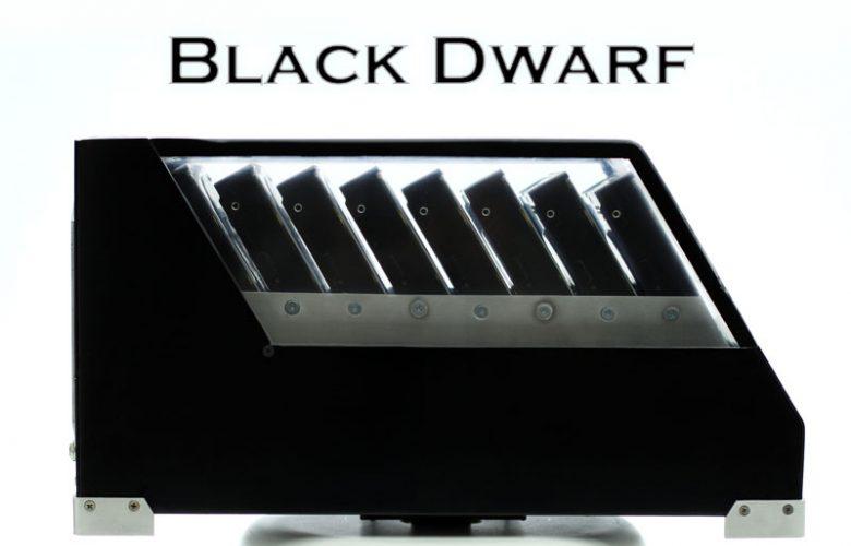 Black Dwarf Case Mod by Stealth