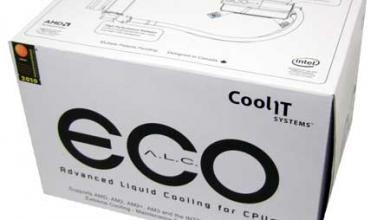 Photo of CoolIt ECO A.L.C. Liquid CPU Cooler