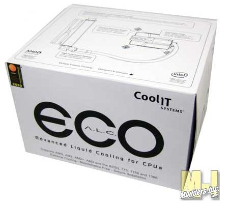 Photo of CoolIt ECO A.L.C. Liquid CPU Cooler