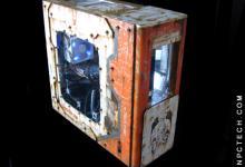 District 9 Prawn PC Case Mod by Bill Owens of MNPCTECH mnpctech