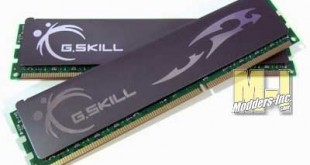 G.Skill ECO DDR3-1600 Memory