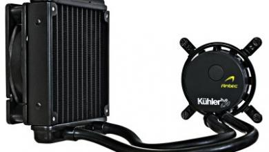 Photo of Antec Kuhler H20 620 CPU Water Cooler