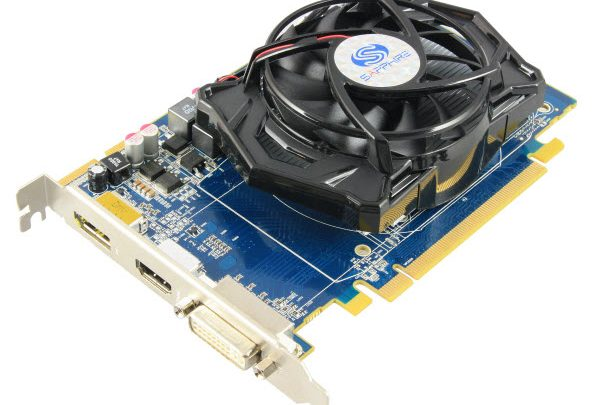 Photo of Sapphire HD 5670 1GB GDDR5 Graphics Card