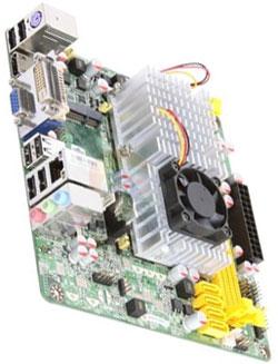 Photo of Jetway NC63-330-LF Mini ITX Motherboard