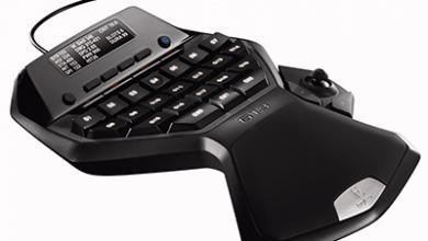 Logitech's G13 Advanced Gameboard