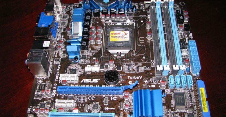 Photo of ASUS P7H55D-M Evo LGA1156 Motherboard