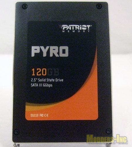 Patriot Pyro SATA III 120GB SSD