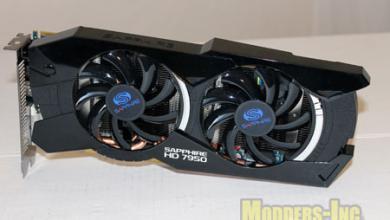 Photo of Sapphire HD 7950 OC Graphics Card