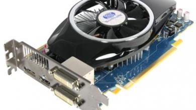 Sapphire ATi Radeon HD 5750 Graphics Card