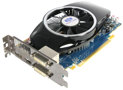 Photo of Sapphire Radeon HD 5750 Graphics Card