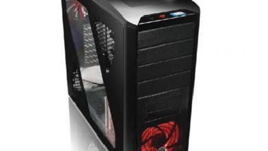 Thermaltake V9 Mid-Tower Gaming Case V9