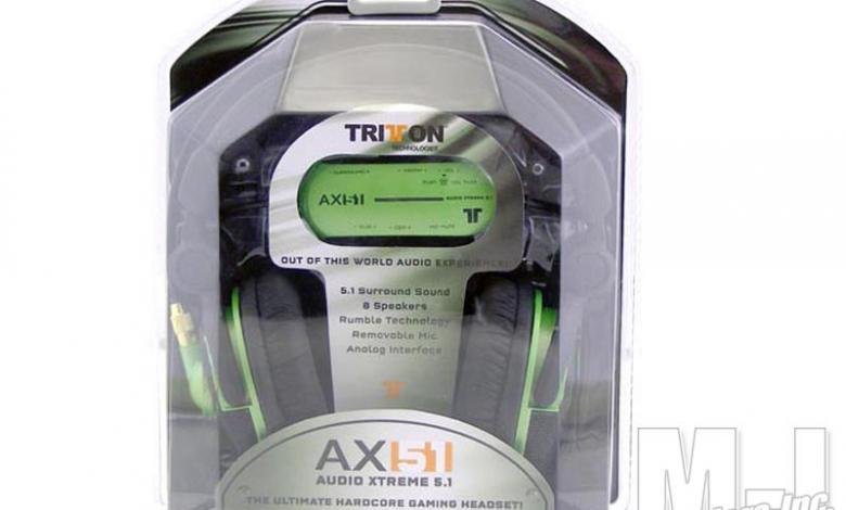 Photo of Tritton AX51 Gaming Headset (TRIAI-712)