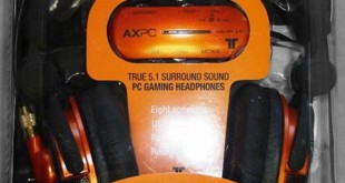 Tritton AXPC USB 5.1 Headset