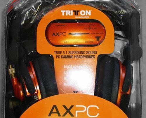 Photo of Tritton AXPC USB 5.1 Digital Headset
