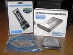 USB 3.0 2.5in External Hard Drive Kit