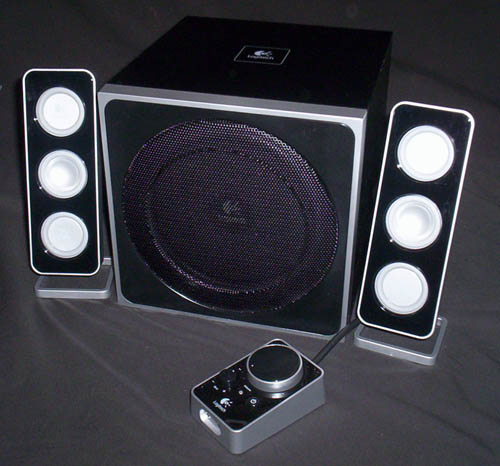 Logitech Z4 2.1 Speakers