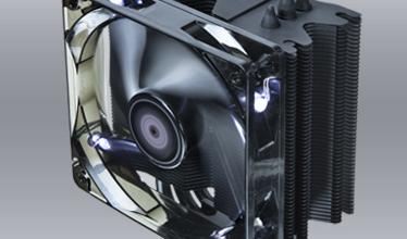 Photo of Xigmatek SD1283 Dark Knight Night Hawk Edition CPU Cooler