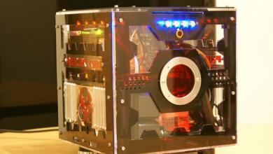 Photo of Phinix Cube Case Mod by phinix