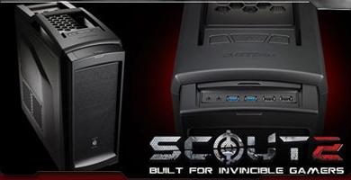 Photo of COOLER MASTER CM Storm Scout 2