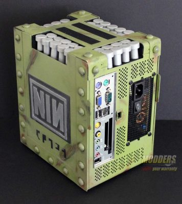 Quake Nail Gun Ammo Box Rear